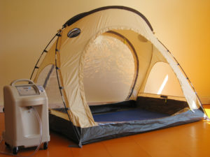 Portable Bed-Tent